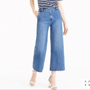 J. Crew Rayner Cropped Jeans